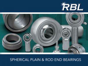 RBL Spherical Plain & Rod End Bearings