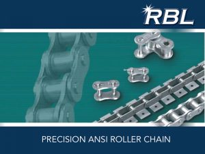 RBL Precision ANSI Roller Chains