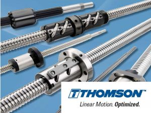 THOMSON Lead Screws, Ball Screws and Ball Splines