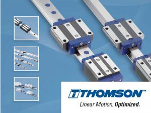 THOMSON Profile Rails