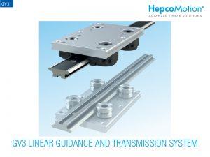 HepcoMotion GV3 Linear Guidance