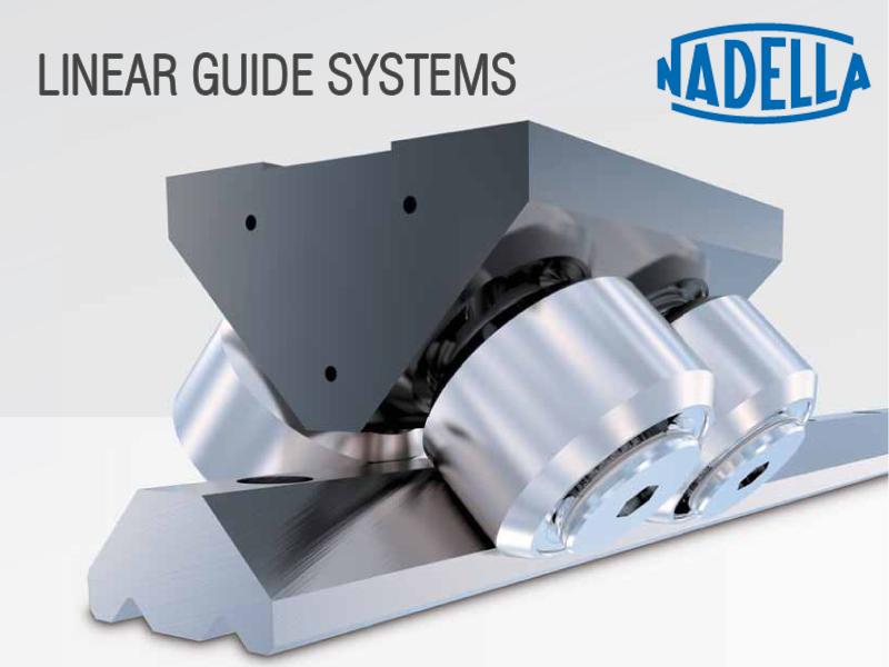 Nadella Linear Guide Systems